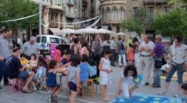 Manresa - Taller Juguem amb energia i punt informació (25 juny 2013)