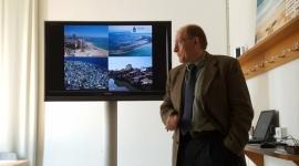 Reunió sobre litoral i canvi climàtic