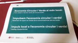 Taller economia circular i verda al món local (final 2on cicle. 7 de juny del 2019)