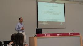 Intervenció del Clúster de la Biomassa de Catalunya
