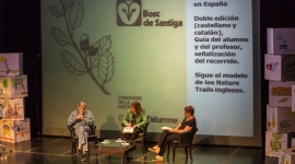 Educació Ambiental. D'on venim? Cap a on anem?