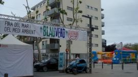 Inflable Saltem amb Energia a Vilanova i la Geltrú