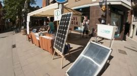 Cardedeu  - Taller i punt d'informació energètica (Juliol 2013)