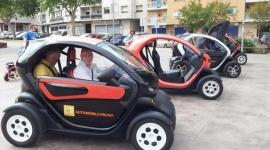 Montornès del Vallès - Mostra vehicles elèctrics (Juny 2013)