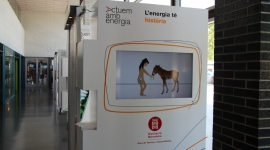 Viladecans - Exposició Actuem amb Energia (Juliol 2013)