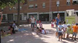 Cornellà de Llobregat - Taller Juguem amb energia (16 juliol 2013)