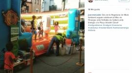 Saltem amb Energia a Malgrat de Mar (via Instagram #setmanaenergia)