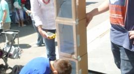 Barcelona - Taller escalfador termosolar (15 juny 2013)